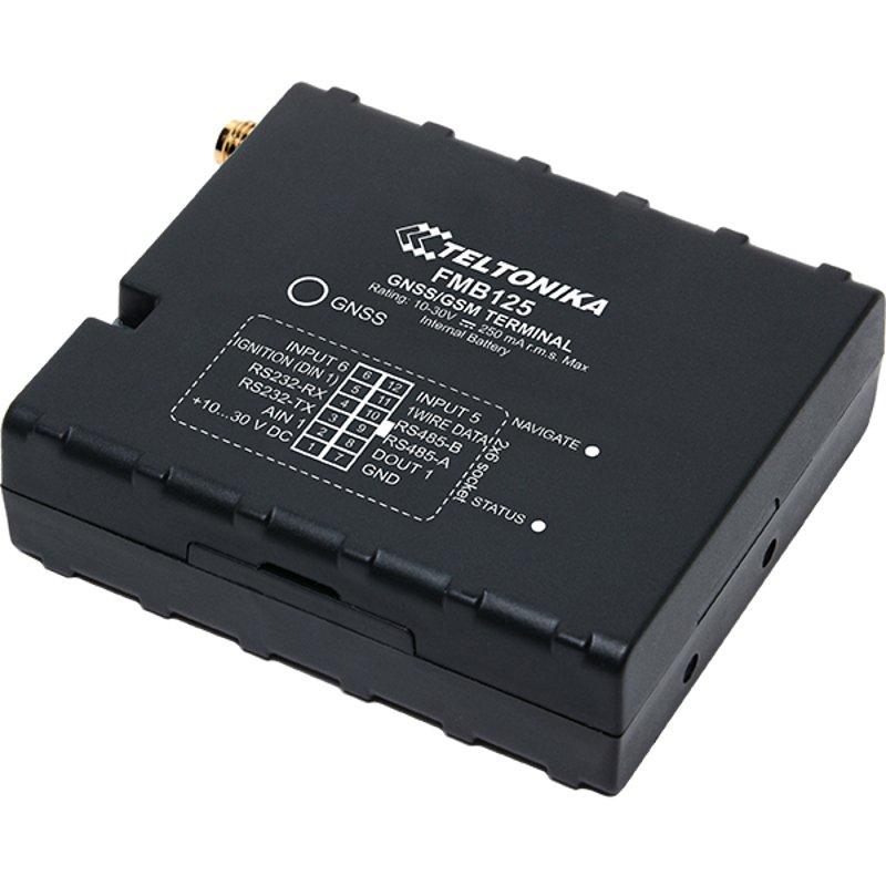 FMB125 компактный трекер фото 3
