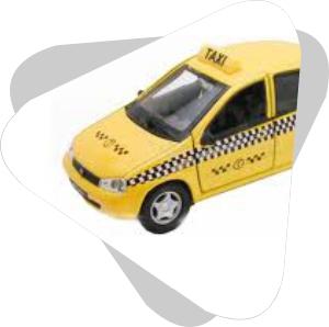 Таксомоторным паркам