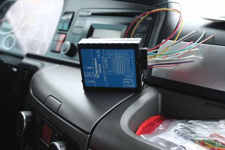 Как быстро и недорого установить ГЛОНАСС на машину