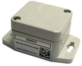 ADM32 датчик угла наклона