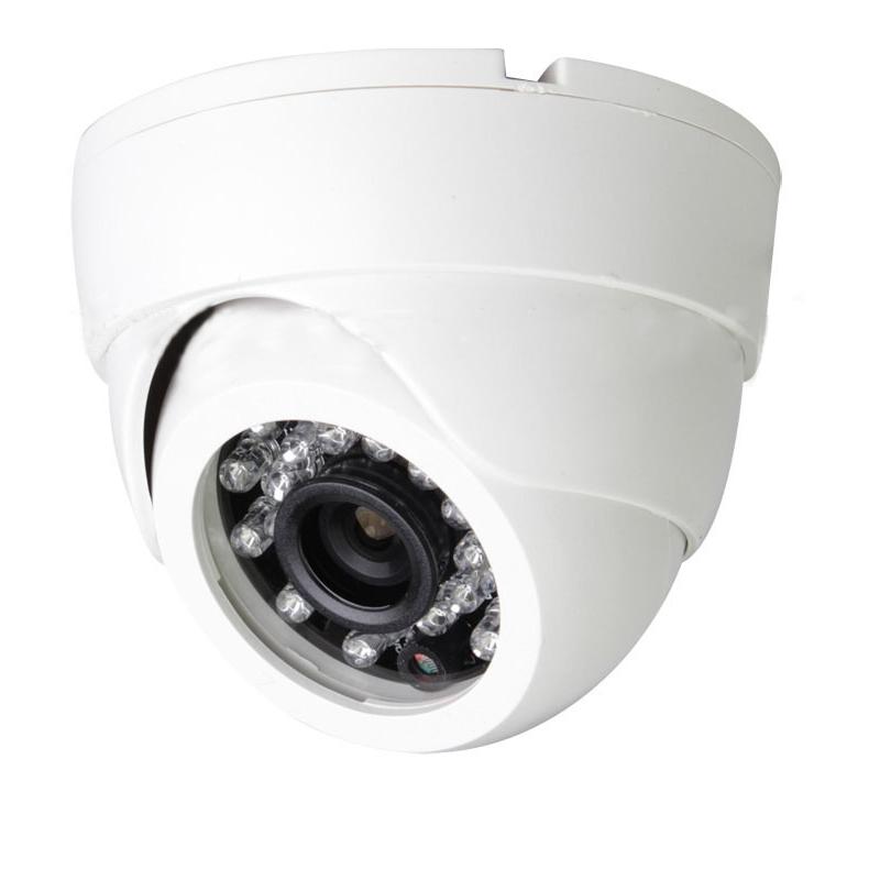 AHD видеокамера купольная внутренняя